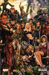 Verso de House of X - Powers of X -2TL1- L'étonnante vie de Moira X