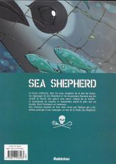 Verso de Sea Shepherd -1- Milagro