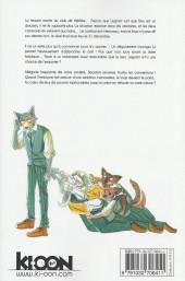 Verso de Beastars -11- Vol. 11