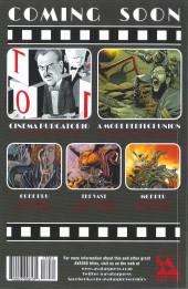 Verso de Cinema purgatorio (2016) -13TL- Cinema Purgatorio