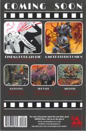 Verso de Cinema purgatorio (2016) -14TL- Cinema purgatorio