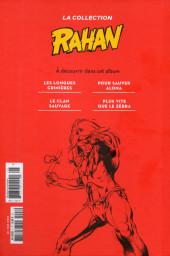Verso de Rahan - La Collection (Hachette) -8- Tome 8