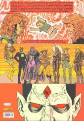 Verso de X-Men : Grand Design -3- X-Tinction