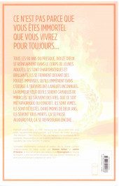 Verso de Wicked + The Divine (The) -8- Pour toujours et à jamais !