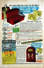Verso de Blonde Phantom Comics (Timely Comics - 1946) -20- Issue # 20