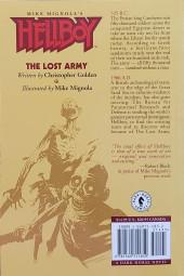 Verso de Hellboy (1994) -R01- The lost army