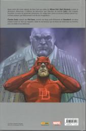 Verso de Daredevil Legacy -3A- La mort de daredevil