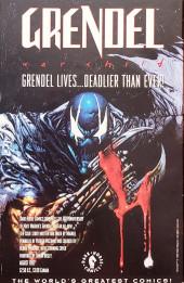 Verso de Dark Horse Presents (1986) -64- Dark Horse Presents #64