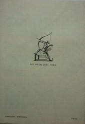Verso de French-Bill (Cavalier du far-west) -25- La capture du sachem