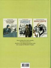 Verso de Théodore Poussin -INT-01- Récits complets - Premières aventures
