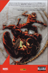 Verso de Absolute Carnage -1- Le roi de sang (1/3)