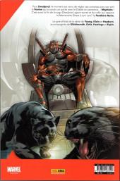 Verso de Deadpool (Marvel France 7e série - 2020)  -3- Le bras droit du malin