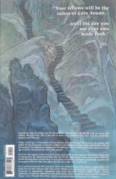 Verso de Last God (The) (DC comics - 2019) -1- Chapter One