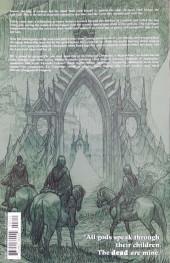 Verso de Last God (The) (DC comics - 2019) -3- Chapter Three