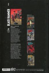 Verso de Black Hammer -4- Le Meilleur des mondes