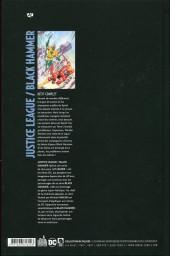 Verso de Black Hammer -HS3- Justice League / Black Hammer