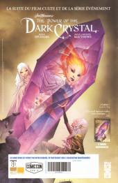 Verso de Free Comic Book Day 2020 (France) - Lady Mechanika