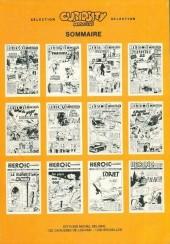 Verso de Félix (Tillieux) (N&B) -5- Les aventures de Félix