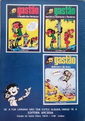 Verso de Gaston (en portugais) -9- Gastâo O caso dabronca