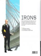 Verso de Irons -3- Les disparus d'Ujung Batu