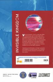 Verso de Invisible Kingdom -1FCBD- Invisible Kingdom - Free Comic Book Day 2020