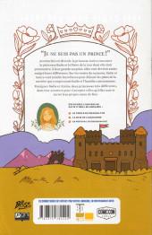 Verso de Free Comic Book Day 2020 (France) - Princesse Princesse