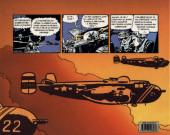 Verso de Johnny Hazard -7- Guerre en Orient (1944-1945)