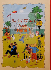 Verso de Tintin - Pastiches, parodies & pirates -19d2020- Tintin et l'Alph-Art