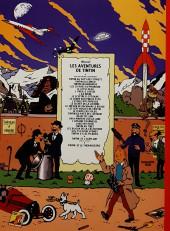 Verso de Tintin - Pastiches, parodies & pirates -40PIR3- Tintin et le Thermozéro