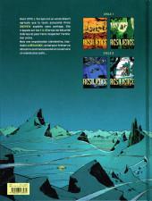 Verso de Résilience -4- Le tombeau des glaces
