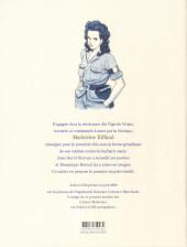 Verso de Madeleine, résistante -Cah01- Cahiers madeleine 1