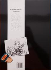 Verso de Spirou e Fantásio (en portugais) -13- O dinossauro congelado