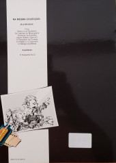 Verso de Spirou e Fantásio (en portugais) -9- O refúgio da moreia