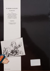 Verso de Spirou e Fantásio (en portugais) -7b1980- O ditador eo cogumelo