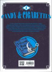 Verso de Candy & cigarettes -5- Tome 5