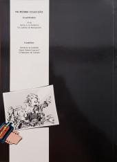 Verso de Spirou e Fantásio (en portugais) -5- Os ladrões do Marsupilami