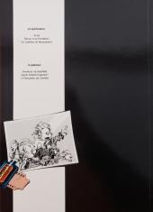 Verso de Spirou e Fantásio (en portugais) -4b1989- Spirou e os herdeiros