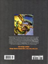 Verso de Savage Sword of Conan (The) - La Collection (Hachette) -68- Conan et les dieux de la montagne
