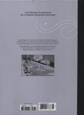 Verso de Les grands Classiques de la Bande Dessinée érotique - La Collection -106107- La Survivante - Tome 4