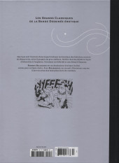 Verso de Les grands Classiques de la Bande Dessinée érotique - La Collection -107102- Bizarreries - Tome 5