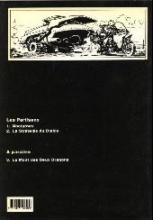 Verso de Les partisans (Magnus) -2- La Stratégie du Diable