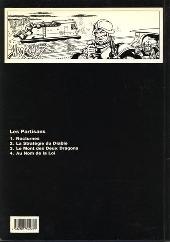 Verso de Les partisans (Magnus) -4- Au Nom de la Loi