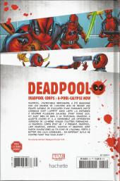Verso de Deadpool - La collection qui tue (Hachette) -3140- Deadpool corps : A-Pool-Calypse Now