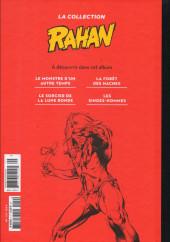 Verso de Rahan - La Collection (Hachette) -9- Tome 9