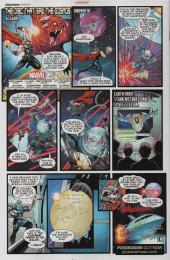 Verso de Marvels Snapshots (Marvel Comics - 2020) - Captain America: Marvels snapshots