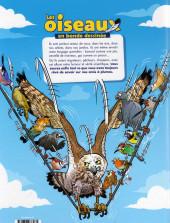 Verso de Oiseaux en bande dessinée (les) -1- Tome 1