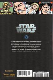Verso de Star Wars - Légendes - La Collection (Hachette) -119119- Star Wars Classic - #18 à #23
