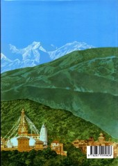 Verso de Le sommet des dieux -3- Volume 3