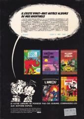 Verso de Spirou et Fantasio -26a1982- Du cidre pour les étoiles