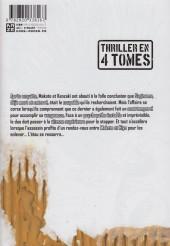 Verso de Doppelgänger - Double je mortel -3- Tome 3